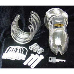 LoveCubby - Chastity - CB-6000S Male Chastity Device by Cb6000