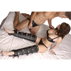 LoveCubby - Restraints - Strict Leather Leg Binders by Strict Leather