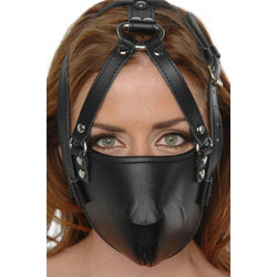 LoveCubby - Muzzles - Strict Leather Face Harness by Strict Leather