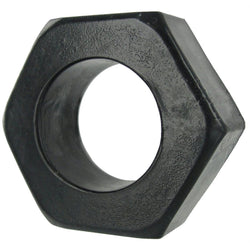 LoveCubby - Cock Rings - HexNut Cock Ring - Black by Trinity Vibes