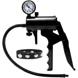 LoveCubby - Enlargement Gear - Size Matters Premium Gauge Pump by Size Matters