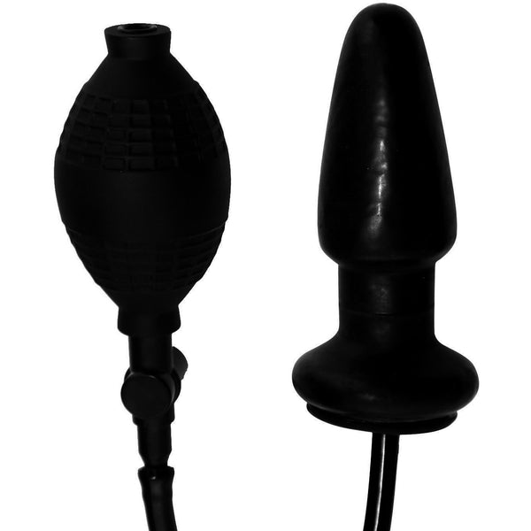 LoveCubby - Butt Plugs - Expand Inflatable Anal Plug by Master Series