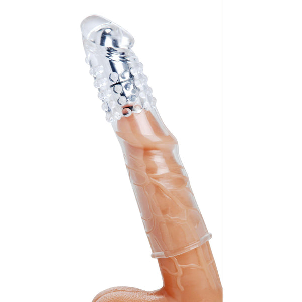 Clear Sensations Vibrating Penis Enhancer