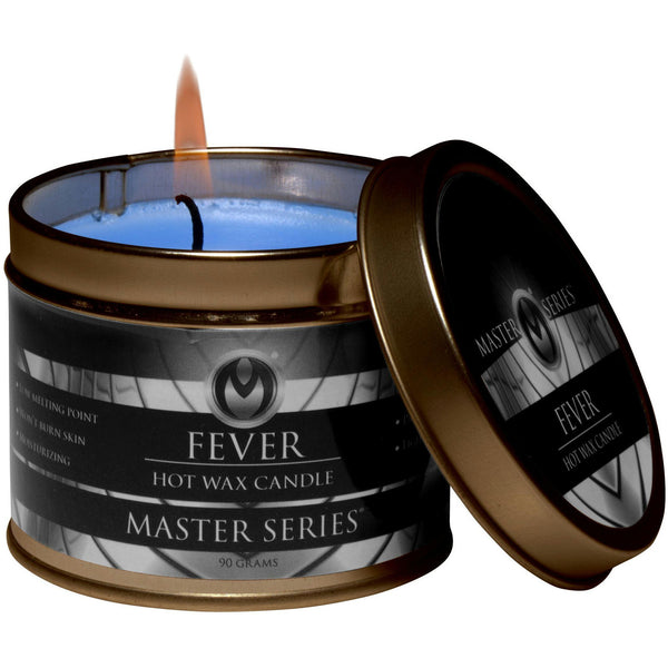 LoveCubby - Misc. Bondage Gear - Fever Hot Wax Candle by Master Series