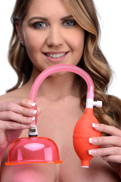 Vaginal Pump With 3.8 Inch Small Cup