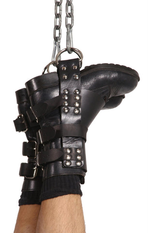 LoveCubby - Restraints - Boot Suspension Restraints by Strict Leather