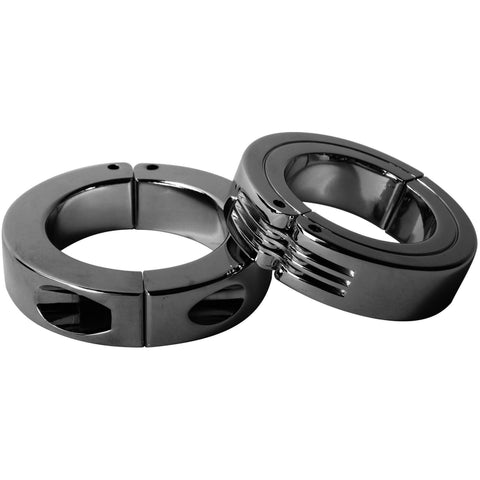 LoveCubby - Cock Rings - Locking Hinged Cock Ring- Small by Kink Industries