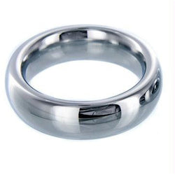LoveCubby - Cock Rings - Sarge Stainless Steel Cock Ring - 2 Inches by Master Series