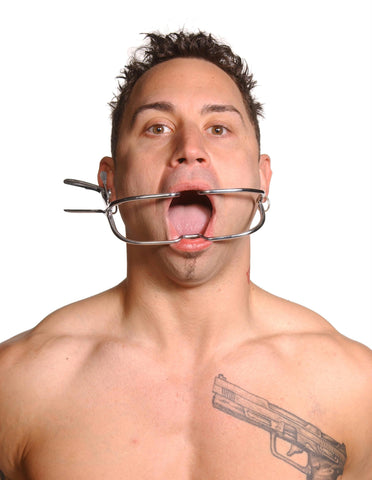 LoveCubby - Mouth Gags - Jennings Dental Mouth Gag by Kink Industries