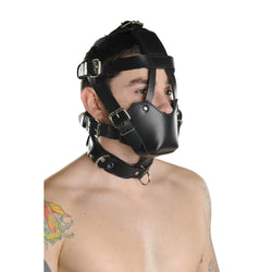 LoveCubby - Muzzles - Strict Leather Padded Muzzle by Strict Leather