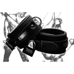 LoveCubby - Restraints - Tom of Finland Neoprene Ankle Cuffs by Tom Of Finland