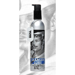 LoveCubby - Personal Lubricants - Tom of Finland Seaman Lube - 8 oz by Tom Of Finland