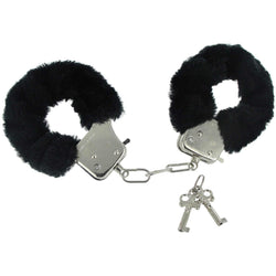 LoveCubby - Restraints - Caught in Candy Handcuffs - Black by Frisky