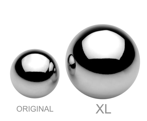 LoveCubby - Kegel & Ben Wa Balls - Cannonball Intruders Orb by Master Series