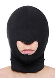 LoveCubby - Hoods & Blindfolds - Blow Hole Open Mouth Spandex Hood by Master Series