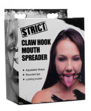 LoveCubby - Mouth Gags - Claw Hook Mouth Spreader by Strict