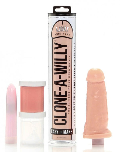 LoveCubby - Realistic Dildos - Clone A Willy by Empire Labs