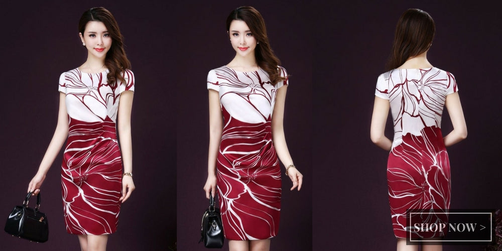 Dress wanita model terbaru