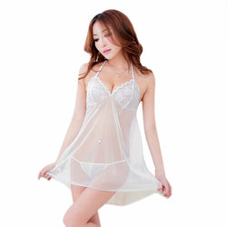 Sleepwear+G-string Lace Seksi