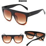 Kacamata Cantik - Luxury brand Classic Women Fashion Goggles Sunglasses UV400 - Cantik Menawan