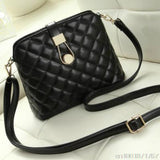 Tas Wanita Cantik Tinkin Small Shell Bag Fashion Embroidery Shoulder Bag-Messenger Bag