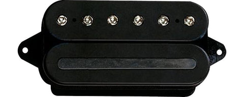 DiMarzio DP228 Crunch Lab Bridge Humbucker Pickup, Black F-Spacing