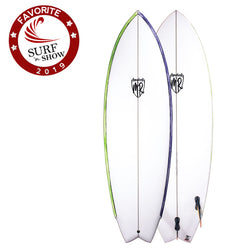 Lost/MR Surfboards - California Twin