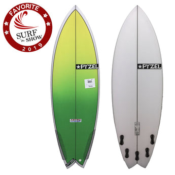 Pyzel Surfboards - Astro Pop