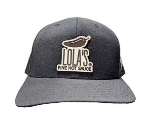Lola's Signature Patchwork Snap Back
