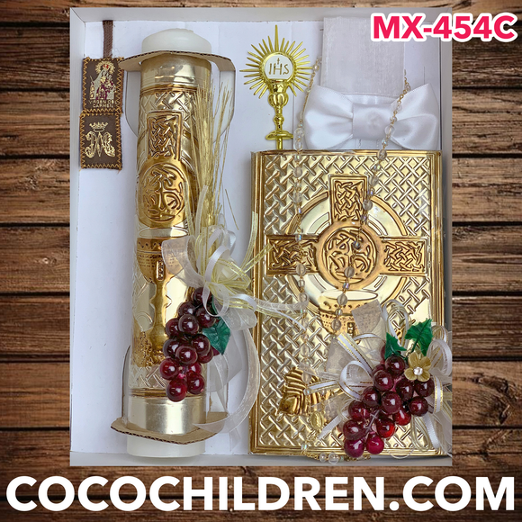 COMMUNION CANDLE SETS