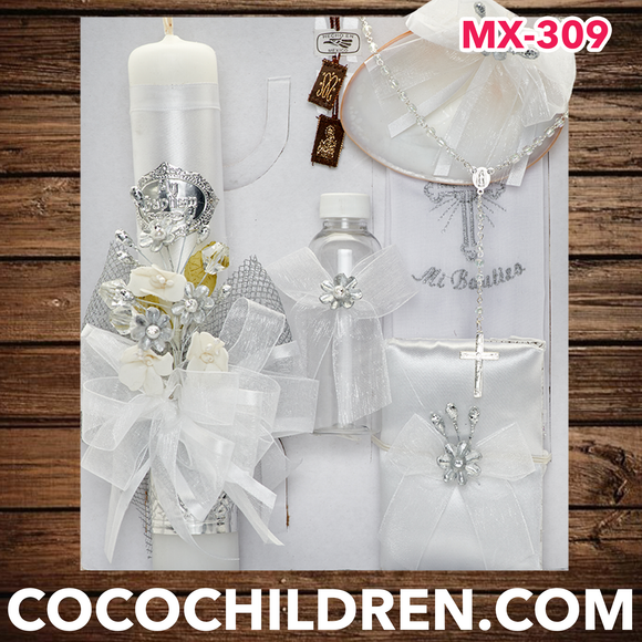 BAPTISM CANDLE SETS