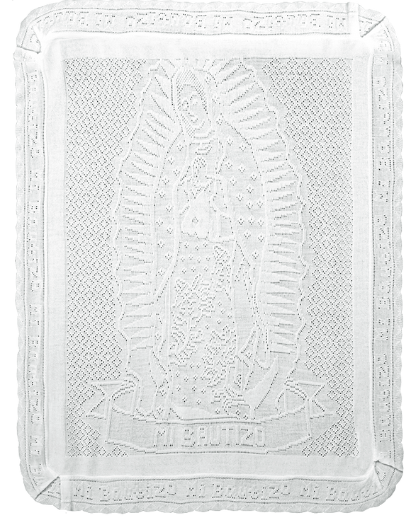 FULL VIRGEN BLANKET