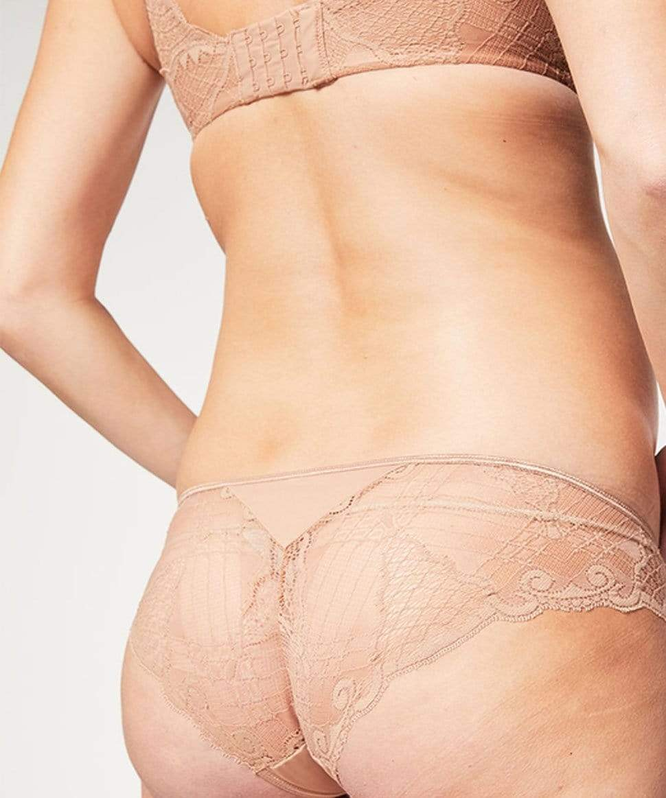 Truffles Lace Brief