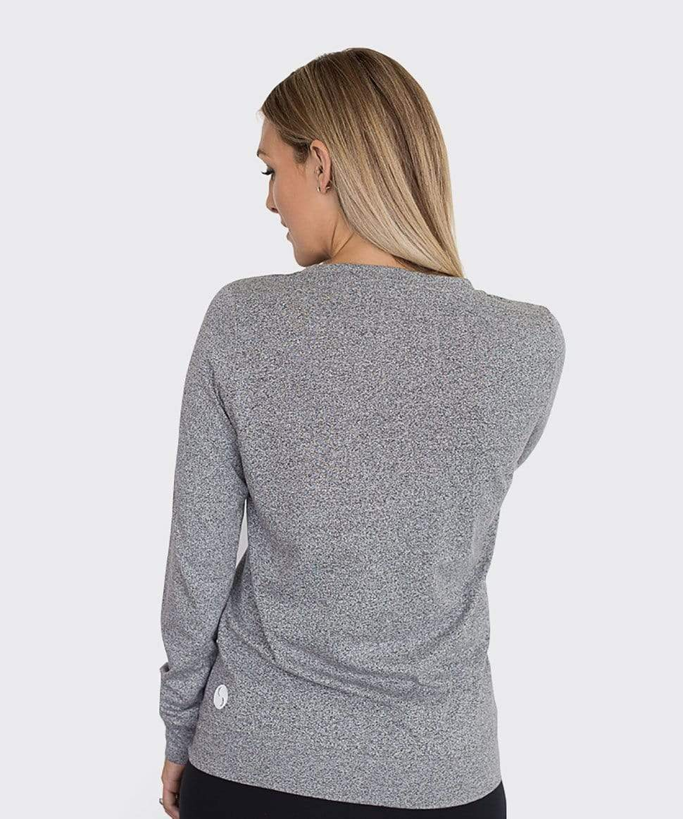 Active Crew Neck Nursing Jumper
