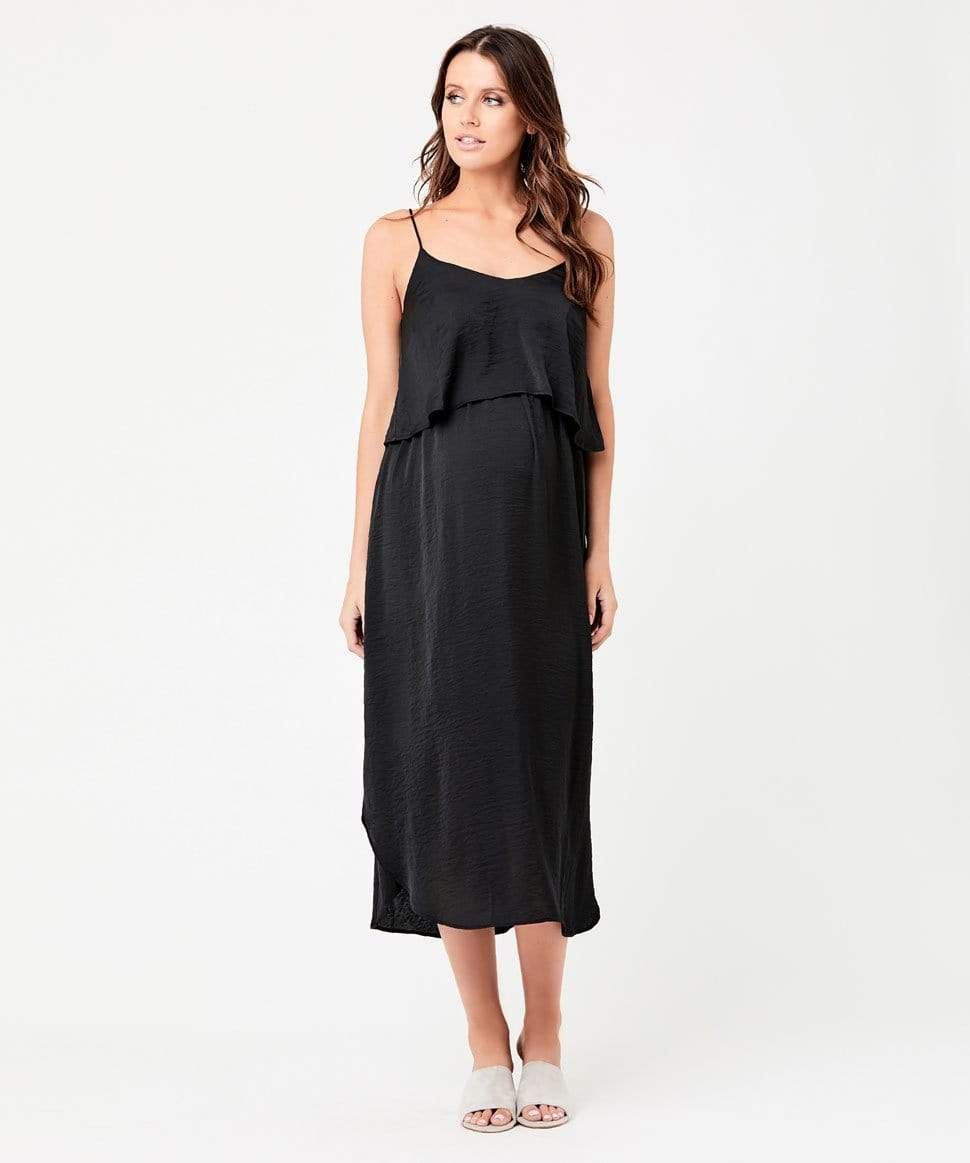 Nursing Slip Dress Ripe Maternity Maternity and Nursing Preggi Central Maternity Shop