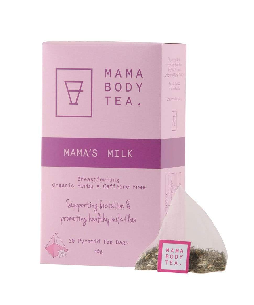 Mama's Milk Lactation Tea Bags - Breastfeeding Blend