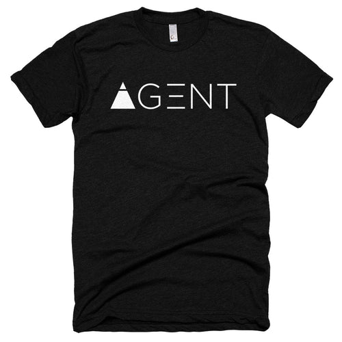 Agent American Apparel short sleeve soft t-shirt