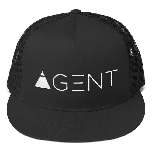 Agent the movie Trucker Cap
