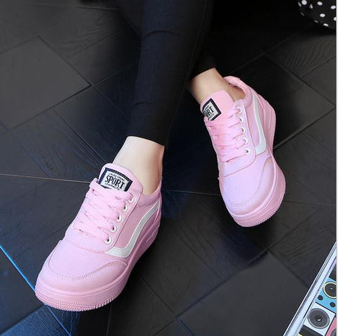 2017  Shoes Candy Color Leisure Loafer Flat Shoes Female