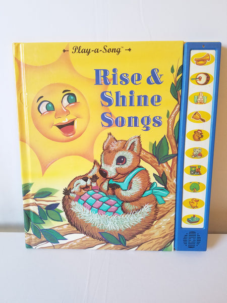 Play a Song Rise & Shine Songs - Nordine, Kristan