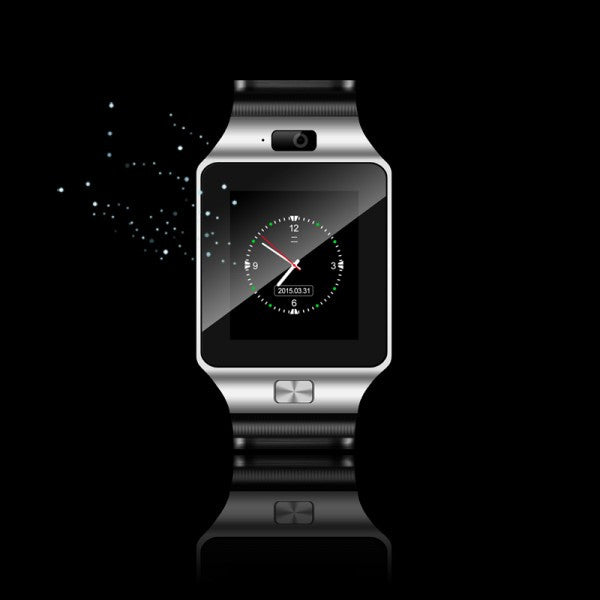 Bluetooth Smart Watch for iPhone or Android