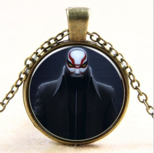 Yokai – Big Hero 6 Cabochon Pendant Necklace