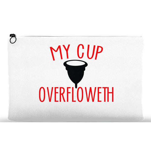 My Cup Overfloweth