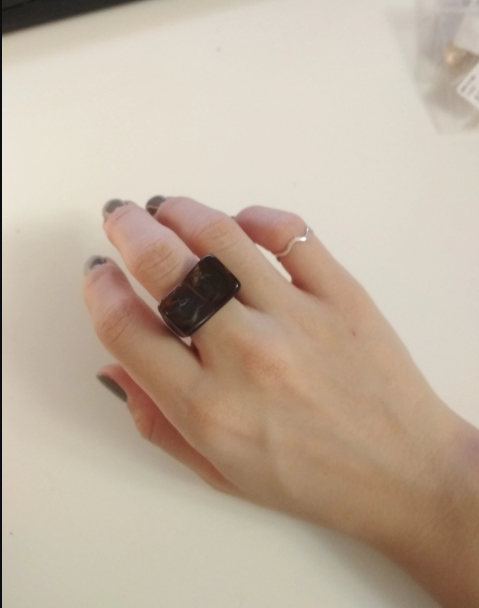 I am One of a Kind Rings