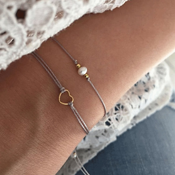 Perfect Time For Love Bracelet