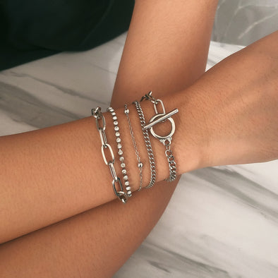 Bangled Beauty Bracelet