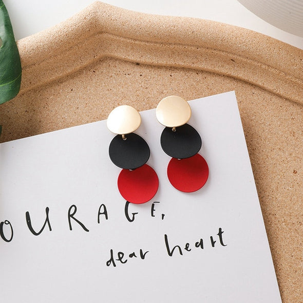 Kind Heart Brave Spirit Earrings