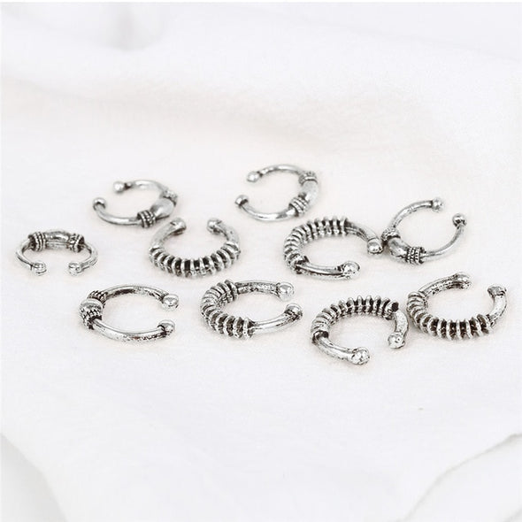 Wild and Free Hair Rings