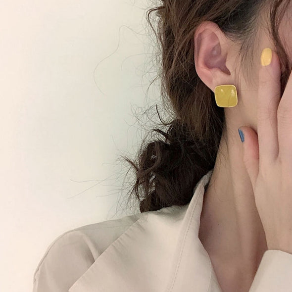 Holy Chic Stud Earrings