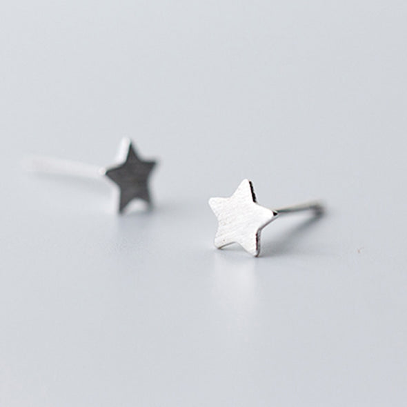 Shine Bright Sterling Silver Earrings